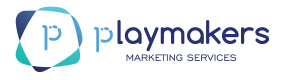 Playmakers Marketing Services Logo